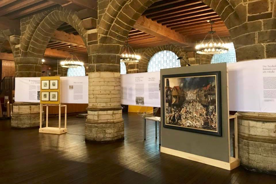 Filips Willem. Prins van Oranje, Heer van Diest (1554-1618) Stad Diest Scenografie, Art Handling en Opbouw tentoonstelling door Helix bvba.